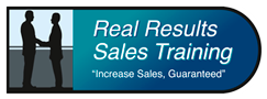Real Results Sales Training & Sales Prospect Training